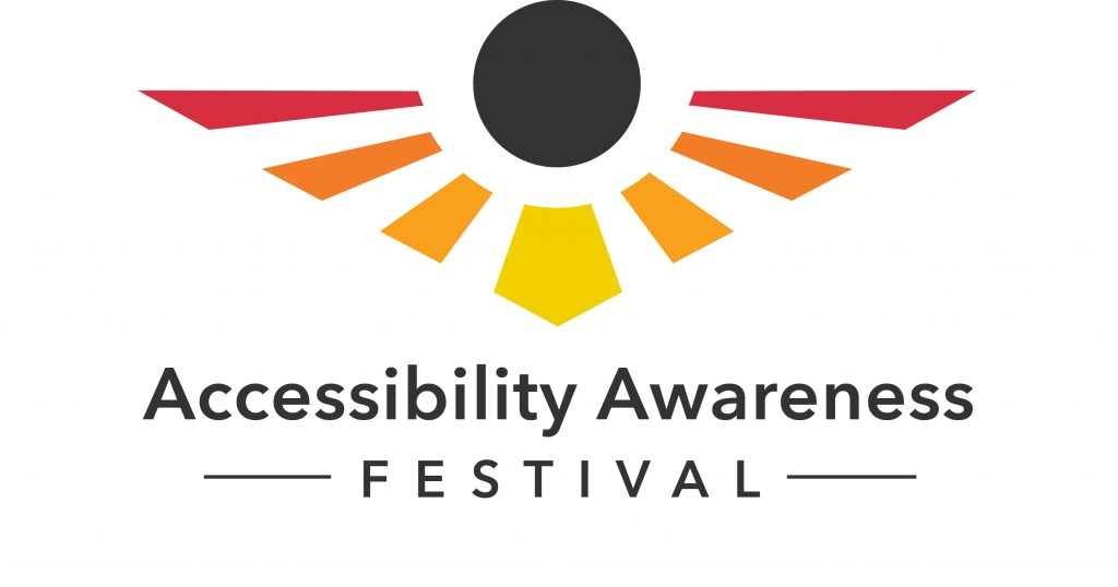 Accessibility Awareness Festival logo