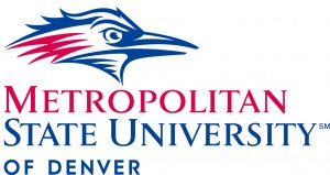 Metropolitan State University of Denver - Roadrunner Logo